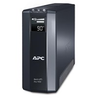 APC Back-UPS RS Pro Uninterruptible Power Supply 900VA 540W 230V with IEC-320 C14 and IEC-320 C13 Connections (Black)