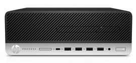 HP ProDesk 600 G3 Small Form Factor PC Core i5 (7500) 3.4GHz 8GB 256GB SSD LAN Windows 10 Pro 64-bit (HD Graphics 630)