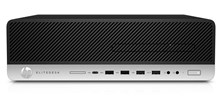 HP EliteDesk 800 G3 Small Form Factor Core i7 (7700) 3.6GHz 8GB 256GB SSD DVD-Writer LAN Windows 10 Pro 64-bit (HD Graphics 630)