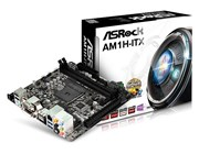ASRock AM1H-ITX AMD Socket AM1 Motherboard