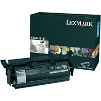 Lexmark Return Programme Corporate Print Cartridge (Yield 25,000 Pages)