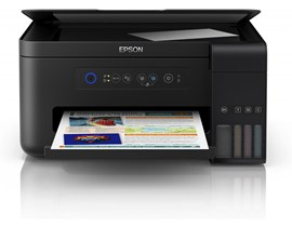 Epson EcoTank ET-2700 (A4) All-in-One Wireless Colour Inkjet Printer (Print/Copy/Scan) 10.5ppm (Mono) 5ppm (Colour)