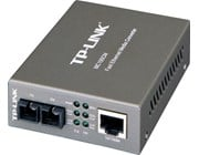 TP-LINK MC100CM Fast Ethernet Media Converter (SC, Multi-mode)