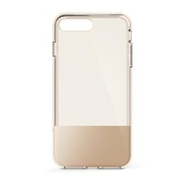 Belkin SheerForce Protective Case for iPhone 7 Plus and iPhone 8 Plus (Gold)