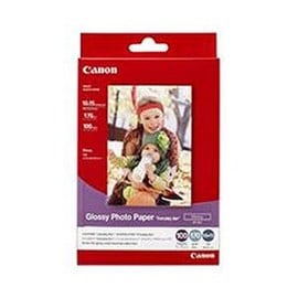 Canon GP-501 (10cm x 15cm) 200g/m2 Glossy Photo Paper (White) 1 Pack of 100 Sheets