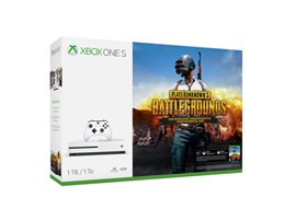 Bundle: Microsoft Xbox One S 1TB with PlayerUnknown's Battlegrounds
