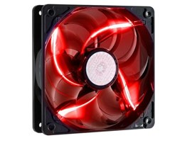 Cooler Master SickleFlow (120mm) 2000rpm Case/Cooler Fan with Red LED