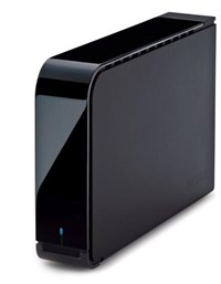 Buffalo DriveStation 1TB Desktop External Hard External in Black