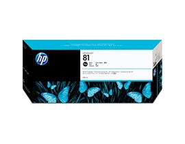 HP 81 Black Cartridge for the 5000 and 5000PS