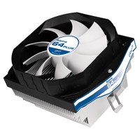 Arctic Alpine 64 PLUS AMD CPU Cooler for Quietness