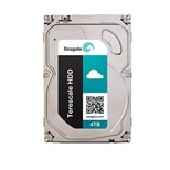 Seagate Terascale (4TB) 3.5 inch Hard Drive (5900RPM) 6Gb/s SATA 64MB (Internal) - Instant Secure Erase (ISE) Model