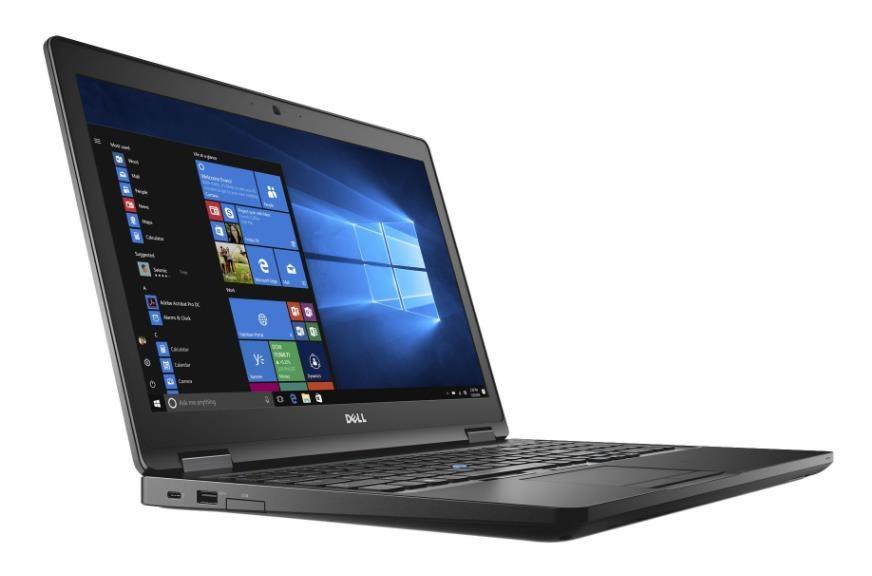 Dell Precision 3520 (15,6 inch) Mobile Workstation Core i5 ...