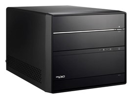 Shuttle XPC Cube SH170R6 Barebone Personal Computer Socket LGA1151 Intel H170 Intel HD Graphics no Operating System with 300W Power Supply
