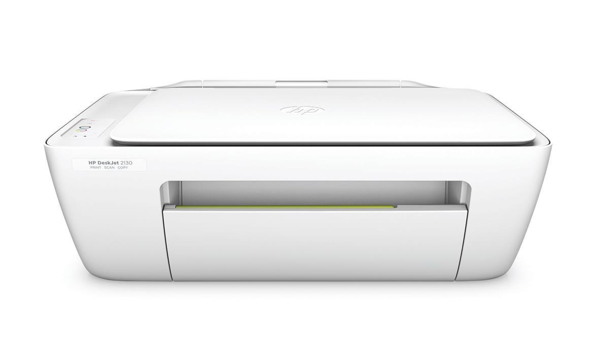 HP DeskJet 2130 (A4) Colour Inkjet All-in-One Printer ...