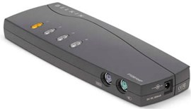 Belkin OmniView E Series 4-Port KVM Switch
