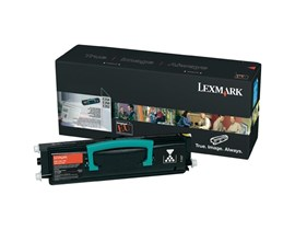 Lexmark (Yield: 3,500 Pages) Black Toner Cartridge for E250, E35X