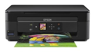 Epson Expression Home XP-342 (A4) Colour Inkjet Wireless All-in-One Printer