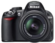 Nikon D3100 Digital SLR Camera Kit