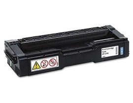 Ricoh Cyan Toner Cartridge High Capacity