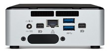 Intel NUC5I3MYHE Next Unit of Computing (NUC) Kit Core i3 (5010U) 2.1GHz Gigabit LAN (HD Graphics 5500)