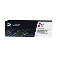 HP 312A (Yield: 2,700 Pages) Magenta Toner Cartridge
