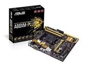 ASUS A88XM-Plus AMD Socket FM2+ Motherboard