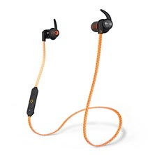 Creative Outlier Sports Wireless Sweatproof In-Ear Headphones (Fiery orange)