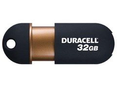 Duracell 32GB USB Flash Drive Capless