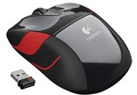 Logitech M525 Wireless Mouse (Black)