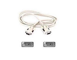 Belkin Cable VGA HDDB15 (Male to Male) Monitor Replacement Cable 3m