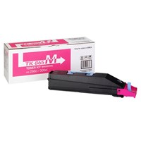 Kyocera TK-865M Magenta (Yield 12,000 Pages) Toner Cartridge for TaskAlfa 250ci/300ci Colour Printers