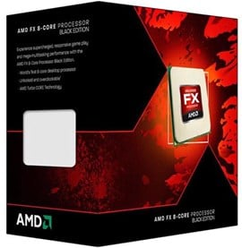 AMD FX-8350 Eight Core Black Edition CPU *Open Box*