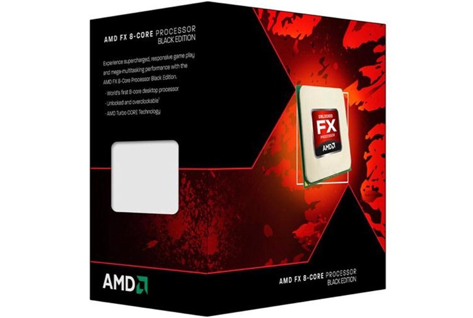product  FDFRHKBOX CPUs AMD FX Eight Core CPU