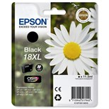 Epson Daisy 18XL Series T1811 Black Ink Cartridge (Yield 470 Pages) RS Blister