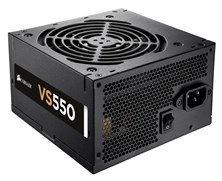 Corsair VS Series VS550  550W 80+ PSU