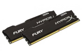 Hypertec HyperX Fury Black 16GB (2x8GB) Memory Kit PC4-17000 2133MHz DDR4 Non-ECC *Open Box*
