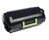 Lexmark 522HE (Black) High Yield Return Program Toner Cartridge (Yield 25000 Pages)
