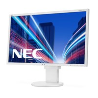 NEC MultiSync EA223WM 22 inch LED Monitor - 1680 x 1050, 5ms, DVI