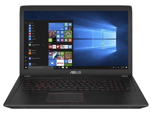 "ASUS FX553VD 15.6"" 8GB 1TB Core i5 Gaming Laptop"
