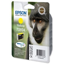 Epson T0894 Yellow Ink Cartridge