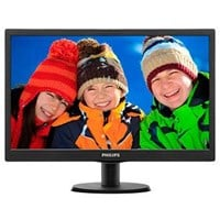 Philips V-Line 19.5 inch LED Monitor - 1600 x 900, 5ms Response