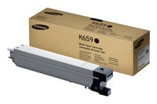 Samsung CLT-K659S Black Toner Cartridge (Yield 20,000 Pages) for CLX-8640ND/CLX-8650ND Colour Laser Printers
