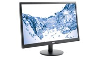 AOC E247OSwh 23.6 inch LED 1ms Monitor - Full HD, 1ms, Speakers