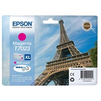 Epson T7023 (Yield 2,000 Pages) Magenta High Capacity Ink Cartridge
