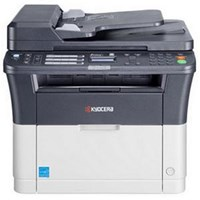 Kyocera FS-1325 (A4) Mono Multi-Function Laser Printer (Print/Copy/Scan/Fax) 1200dpi 64MB 25ppm