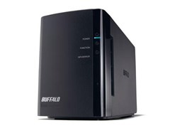 Buffalo LinkStation Duo 4.0TB Shared Network Attached Storage