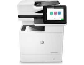 HP LaserJet Enterprise M632h (A4) Mono Laser Multifunction Printer (Print/Copy/Scan) 2GB 8 inch Touchscreen CGD 61ppm 300,000 (MDC)