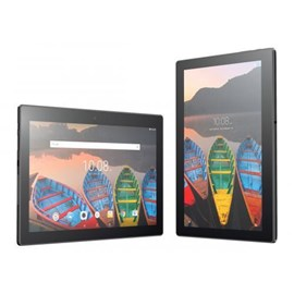 Lenovo Tab 3 10 (10.1 inch Multi-Touch) Tablet PC MediaTek (MT8735) 1.3GHz 2GB 32GB eMMC WLAN WWAN BT 4.0 Webcam Android 6.0 (Integrated Graphics) Black