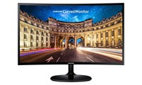 Samsung C24F390FHU 24 inch LED Curved Monitor - Full HD, 4ms, HDMI