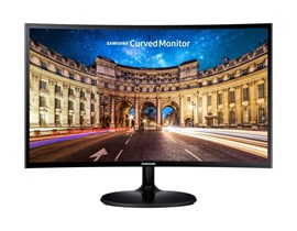 "Samsung C24F390FHU 24"" Full HD LED Curved Monitor"